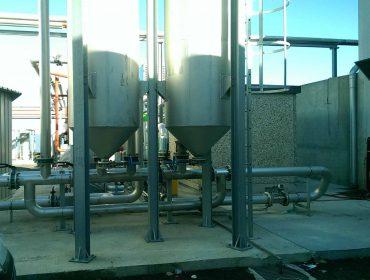 Cogeneration systems Braval