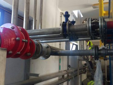 ETAR Quinta da Bomba – Cogeração e Biogas