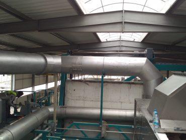 Forno do Túnel Externo da Sanindusa 2 – Indústria de Sanitários