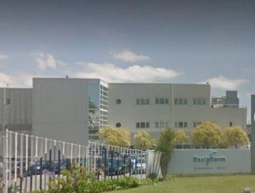 Reabilitação de sistema de ventilação e entrada de SBR na Lusomedicamenta