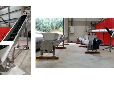 ETAR de Campo Valongo, EFACEC – Fabrico de Sem Fins Transportadores