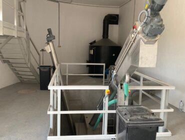 Estação Elevatória de Côja, Águas do Centro Litoral – Conclusão da Empreitada